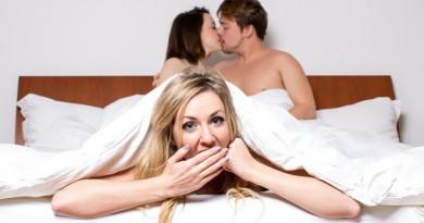 Plan sex à trois
