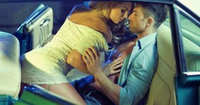 Positions sexuelles lieux insolites